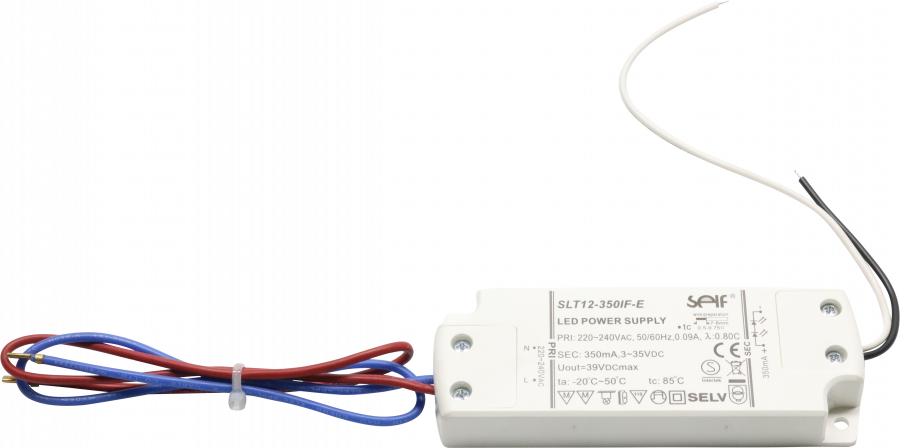 12W LED POWER DRIVER