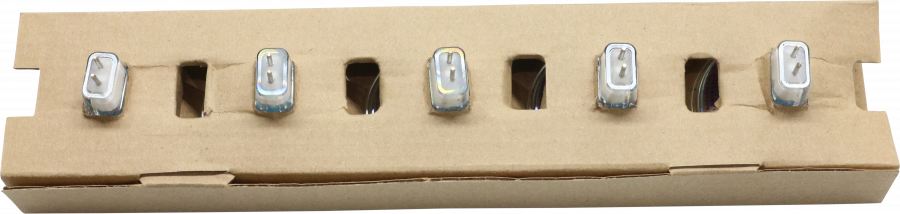 5 Pack MR16 Lamps for Opti-Myst  - OM08001 - 1