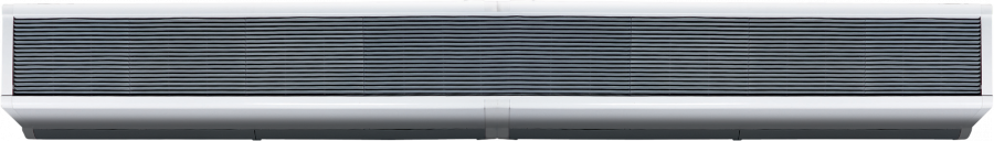 CAB Ambient Electric Air Curtain