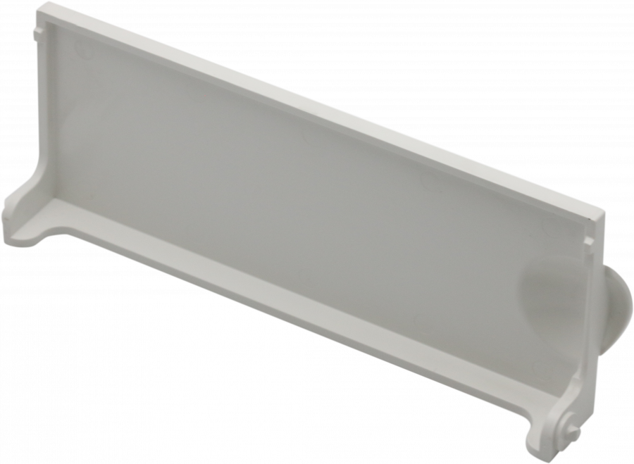 Components & Spares - DOOR FLAP UNPRINTED GMPH WHITE P7 - MDGMP0UP01 - 2