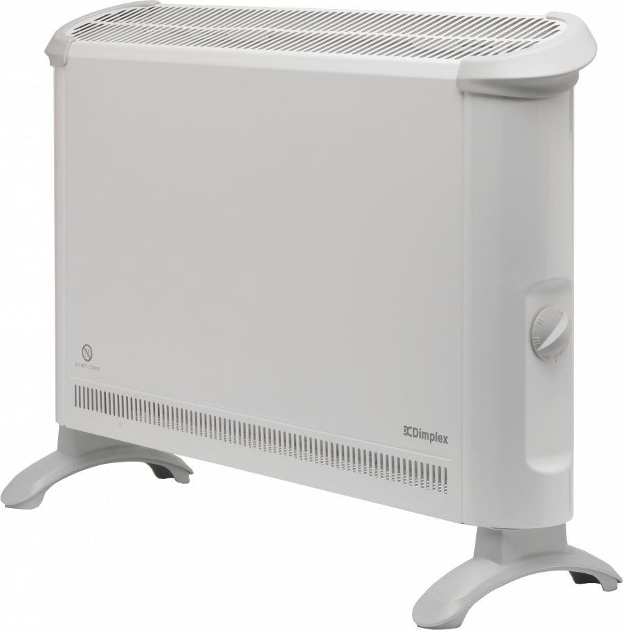Convector Heaters - Essentials 2kW Convector Heater - DESC2TN - 1