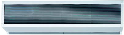 DAB10E Hydroponic Surface Mounted 1m Air Curtain