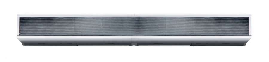 DAB20E 2M Electric Air Curtain