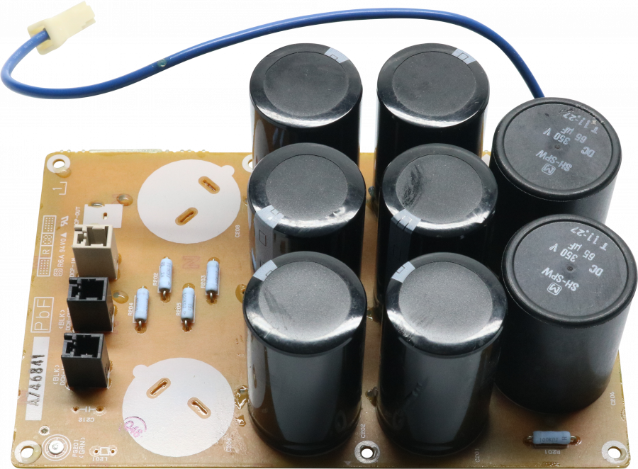 ELECTRONIC CONTROLLER (CAPACITOR)