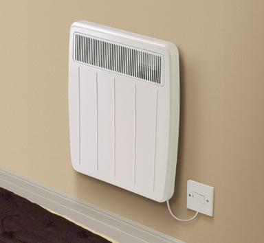 Electric panel heater