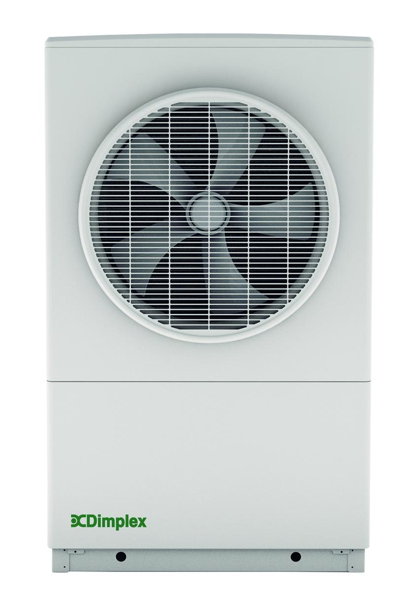 Heat Pumps - 16kW A-Class High Temp Inverter A16M - A16M - 2