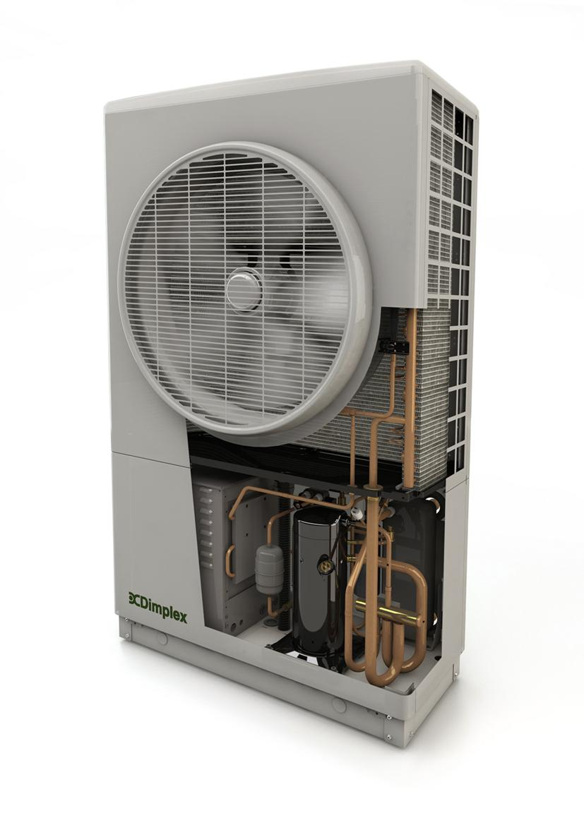 Heat Pumps - 16kW A-Class High Temp Inverter A16M - A16M - 3