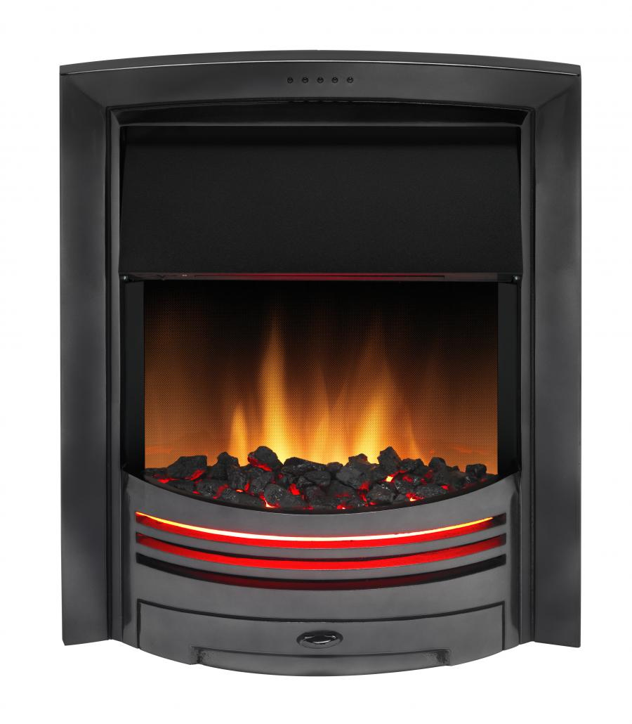 Inset Fire - Adagio Black Nickel - ADG20BN - 3