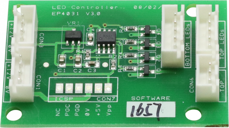 LED CONTROLLER - 7513114 - 0