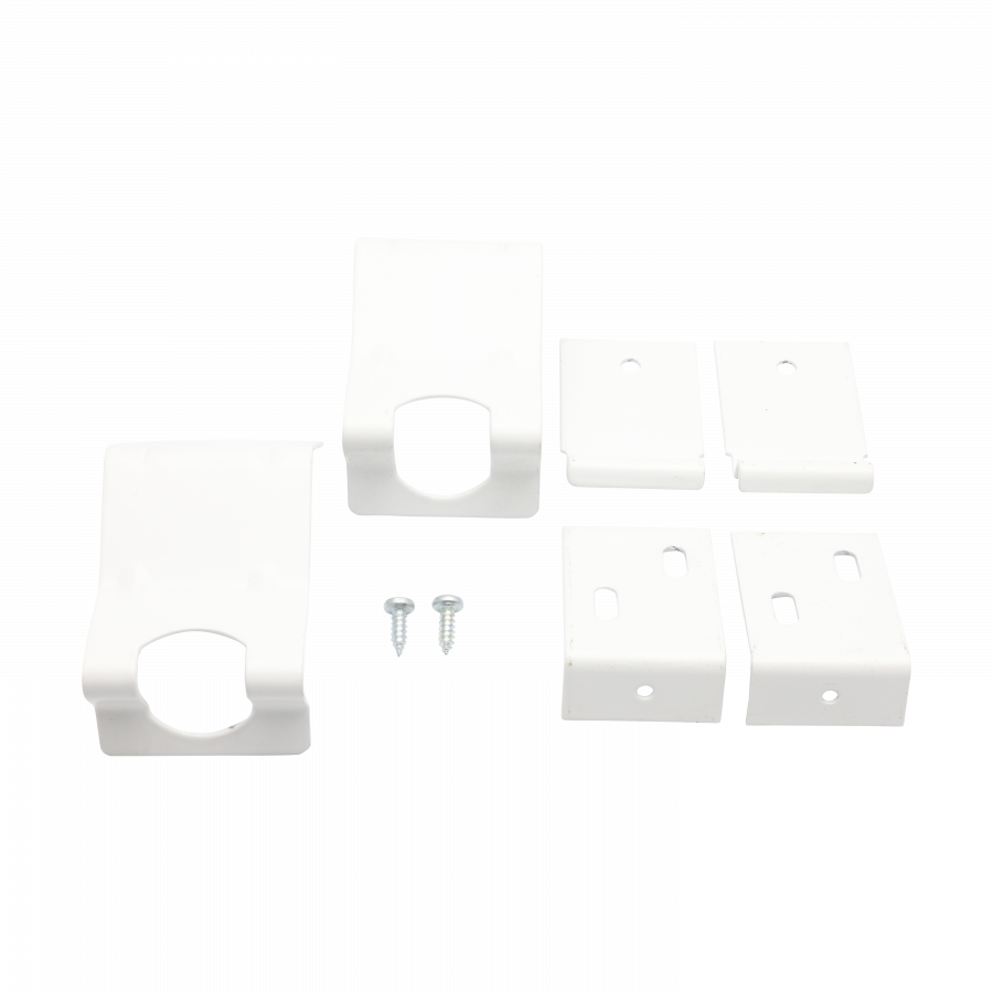 MK1 Wall Bracket Kit White
