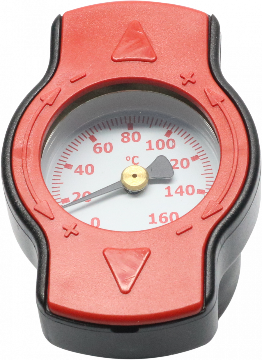 SP09006-SOLPU1 THERMOMETER RED