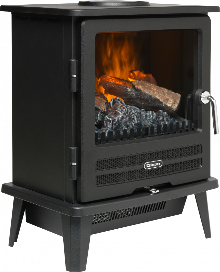 Willowbrook Opti Myst Electric Stove Dimplex