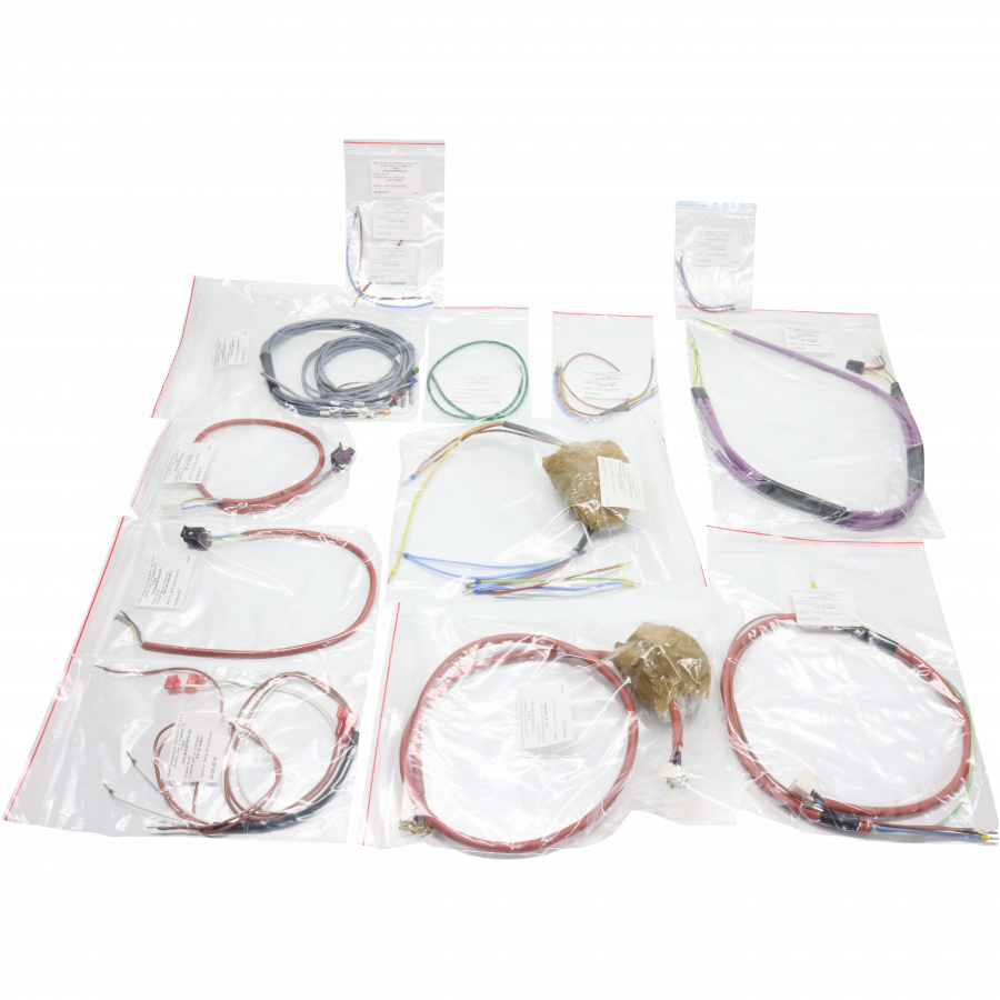 Wire Kit A6 i3 EXT-27-HR-BFU