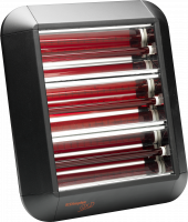 Radiant Heaters - QXD4500 Quartz Heater QXD4500 - QXD4500 - 0