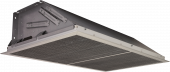 CAB20ER Electric Recessed  Air Curtain