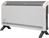 Convector Heaters - 3kW Contrast Convector Heater with Timer - DXC30Ti - 0