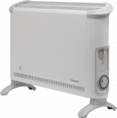 Convector Heaters - 40 Series 2kW Convector Heater with Timer - 402TSTi - 1