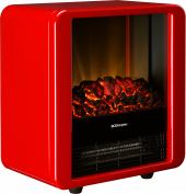 Freestanding Fire - MicroFire Red - MCF15R - 0
