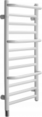 Towel Rails - 150W White Stepped Towel Rail CPTSW - CPTSW - 0