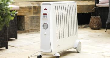 Cadiz eco oil-free radiator