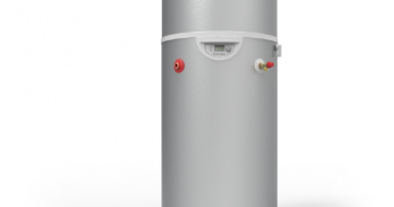 Edel hot water heat pump