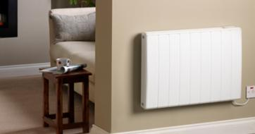 Q-Rad electric panel heater
