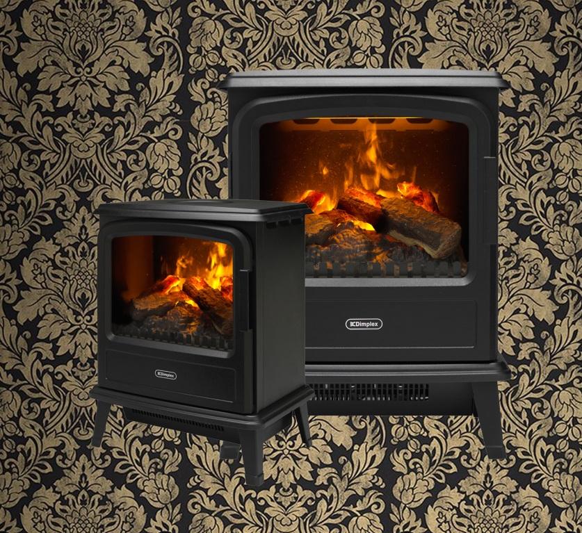 Dimplex Evandale Opti-myst Electric stove